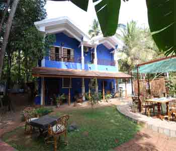 Presa Di Goa Resort