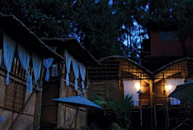 Chattai Huts Palolem