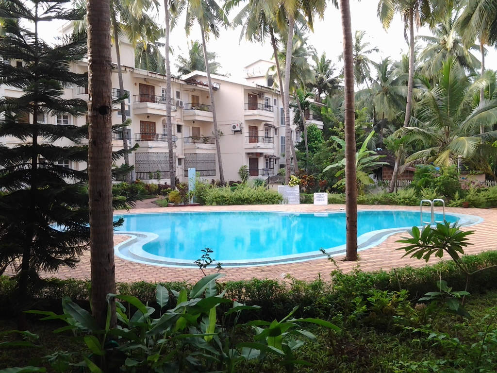 Studio Apartment in Calangute
