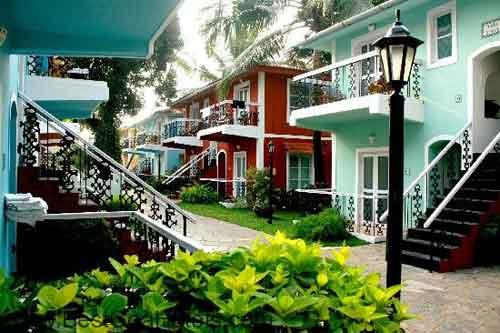 Aldeia Santa Resort Candolim