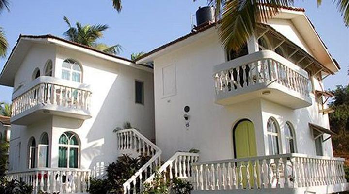 Colonia Santa Maria Calangute