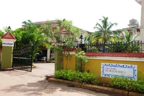Goveia Holiday Homes Candolim