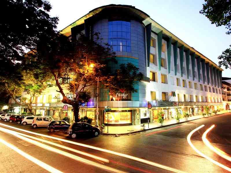 Hotel Fidalgo Panaji