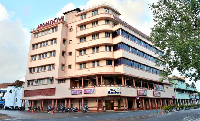 Hotel Mandovi Panjim