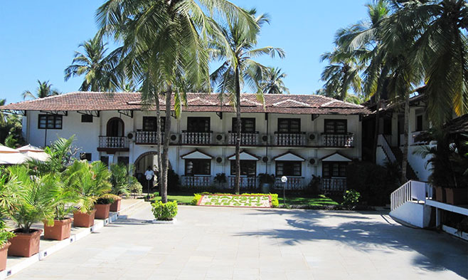 Marquis Beach Resort Candolim