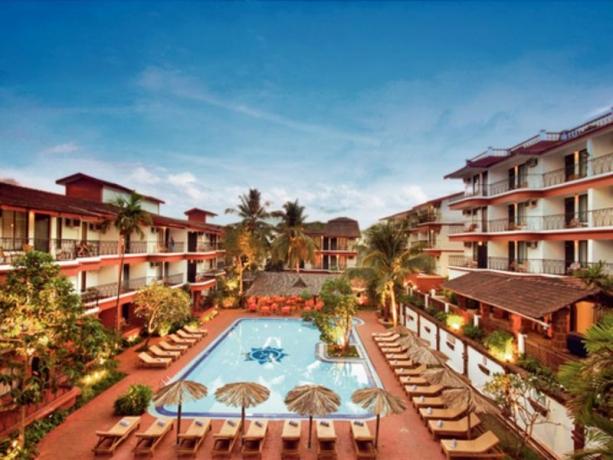 The Pride Sun VIllage Resort and Spa Goa Arpora