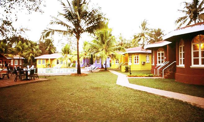 Varca Le Palms Resort Trip2goa
