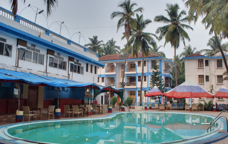 Dona Alcina Beach Resort