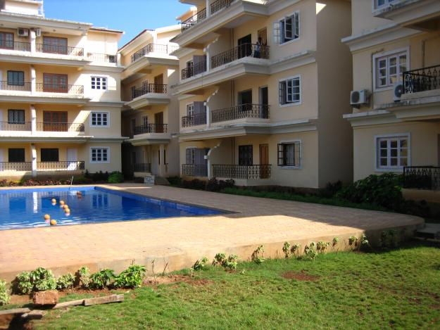 1BHK Apartment Calangute Phase 1