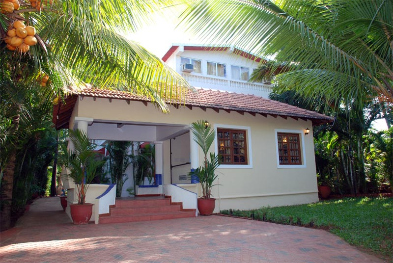 Casablanca Beach Resort Candolim