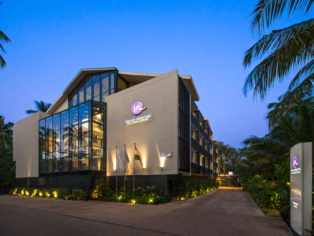 Grand Mercure Goa Shrem Resort Candolim