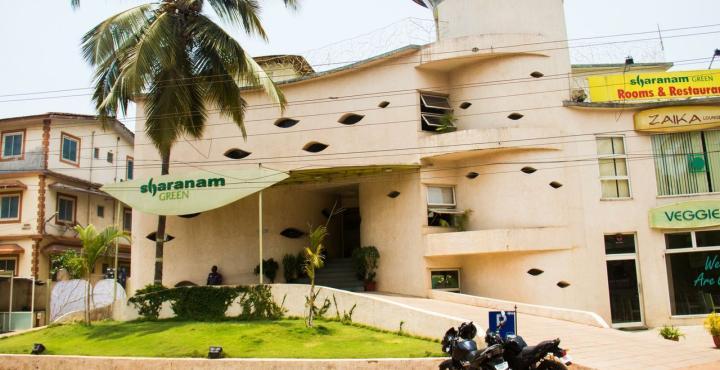 Resort Sharanam Green
