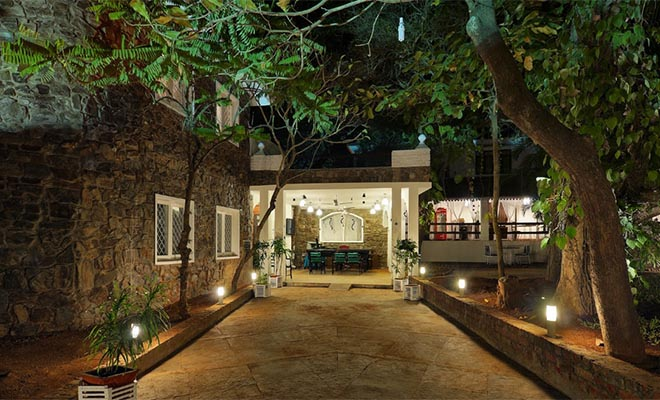 The Tamarind Hotel and Resort