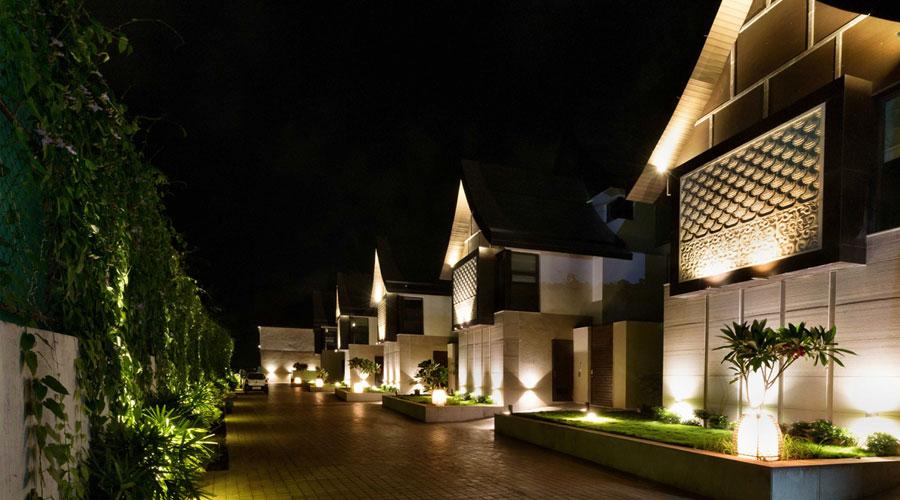 Luxury 4BHk Villa Candolim